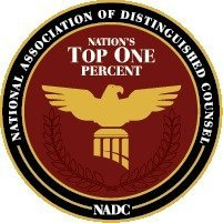 Robbins selected to 2015 Nation's Top One Percent List by NADC